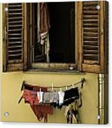 Clothes Dryer Acrylic Print