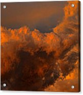 Cloud 20140529-13 Acrylic Print