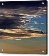 Cloud Abstract Acrylic Print