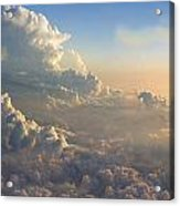 Cloud Bank Acrylic Print