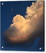 Cloud Birth Acrylic Print