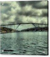 Cloud Bridge Acrylic Print