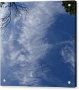 Cloud Days 126 Acrylic Print