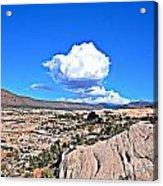 Cloud In Colorado Acrylic Print
