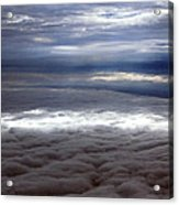 Cloud Layers 1 Acrylic Print
