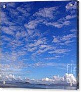Cloud N Sky 3 Acrylic Print