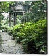 Cloud Pavilion Romantic Hp Acrylic Print