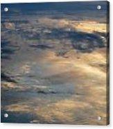Cloud Reflection Acrylic Print
