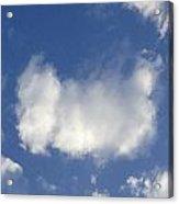 Cloud Series 12 Acrylic Print