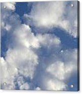 Cloud Series 4 Acrylic Print
