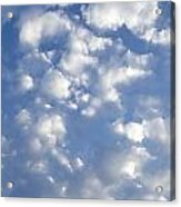 Cloud Series 7 Acrylic Print