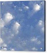 Cloud Series 8 Acrylic Print
