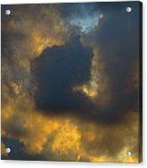 Cloud Series Ll - C Acrylic Print