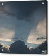 Cloud Shadow Acrylic Print