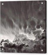 Cloud Study 1382 Acrylic Print