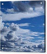 Cloud Ten Acrylic Print