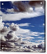 Cloud Ten Enhanced Acrylic Print