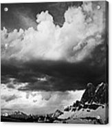 Cloudbreak Acrylic Print