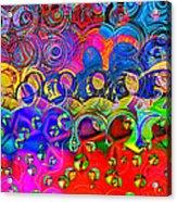 Cloudburst Acrylic Print