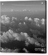 Cloudcaps Acrylic Print