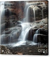 Cloudland Falls Acrylic Print