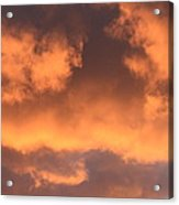 Clouds 1 Acrylic Print