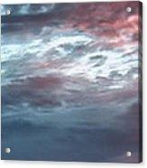 Clouds 11 Acrylic Print