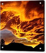 Clouds 2 Acrylic Print