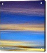 Clouds 288 Acrylic Print