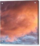 Clouds 6 Acrylic Print