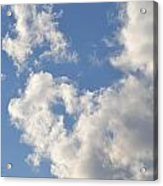Clouds 7 Acrylic Print