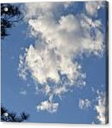 Clouds 9 Acrylic Print