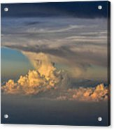 Clouds Above The Clouds Acrylic Print