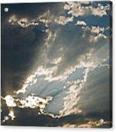 Clouds I Acrylic Print