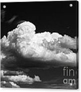 Clouds Over The Palouse Acrylic Print by Ron Roberts