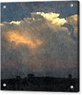 Cloudscape Acrylic Print