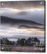 Cloudy Day 6 Acrylic Print