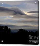 Cloudy Day 7 Acrylic Print