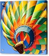 Clovis Hot Air Balloon Fest 5 Acrylic Print