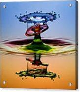 Cmyk Acrylic Print