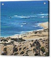 Coast Baja California Acrylic Print
