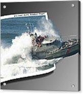 Coast Guard Acrylic Print