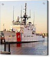 Coast Guard Cutter Acrylic Print