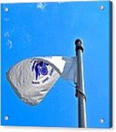 Coast Guard Flag Acrylic Print