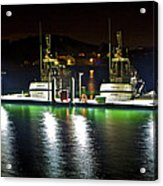 Coast Guard Fort Baker Acrylic Print