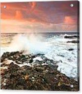 coast of Crete 'III Acrylic Print