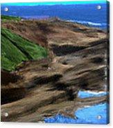 Coast Of Ireland Acrylic Print