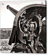 Coastal Artillery Acrylic Print