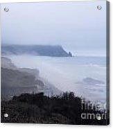 Coastal Atmosphere Acrylic Print