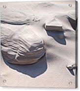 Coastal Dunes In Holland 1. Acrylic Print